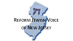 REFORM JEWISH VOICE OF NEW JERSEY